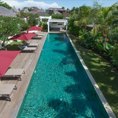 Villa Casa Brio - Swimming Pool - Seminyak, Bali
