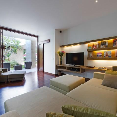 Villa Casa Brio - Entertainments Room - Seminyak, Bali
