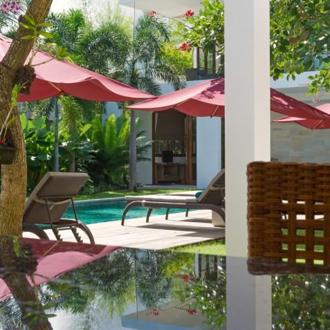 Villa Casa Brio - Gardens - Seminyak, Bali
