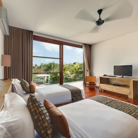 Villa Casa Brio - Guest Bedroom Two - Seminyak, Bali