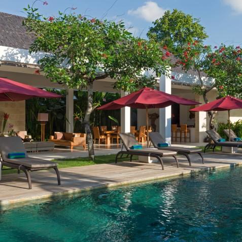Villa Casa Brio - Indoor and Outdoor Living - Seminyak, Bali