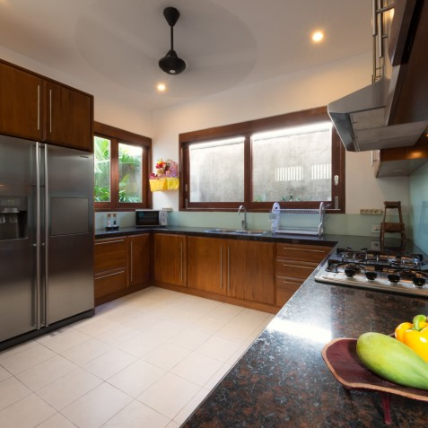 Villa Casa Brio - Kitchen - Seminyak, Bali