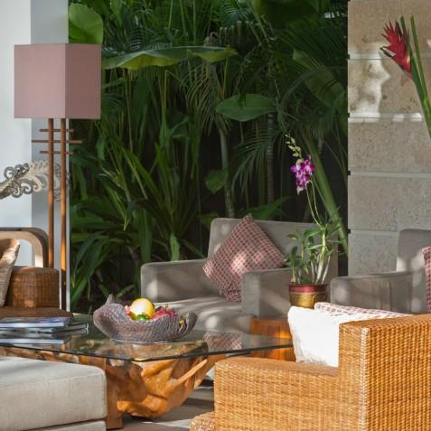 Villa Casa Brio - Living Area - Seminyak, Bali