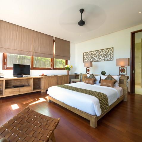 Villa Casa Brio - Master Bedroom One - Seminyak, Bali