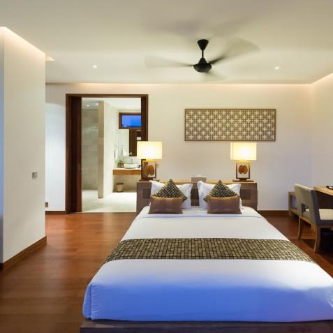 Villa Casa Brio - Master Bedroom Two - Seminyak, Bali