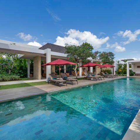 Villa Casa Brio - Pool View - Seminyak, Bali