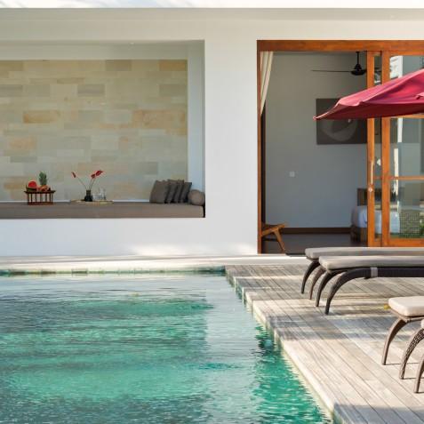 Villa Casa Brio - Poolside Bale - Seminyak, Bali