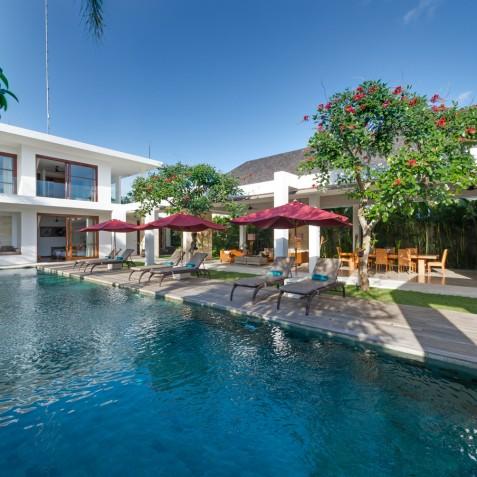 Villa Casa Brio - Villa Overview - Seminyak, Bali