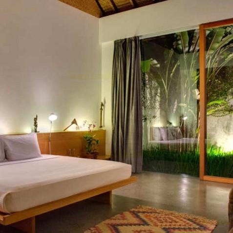 Villa Coco Groove Bali - Guest Bedroom One - Seminyak, Bali