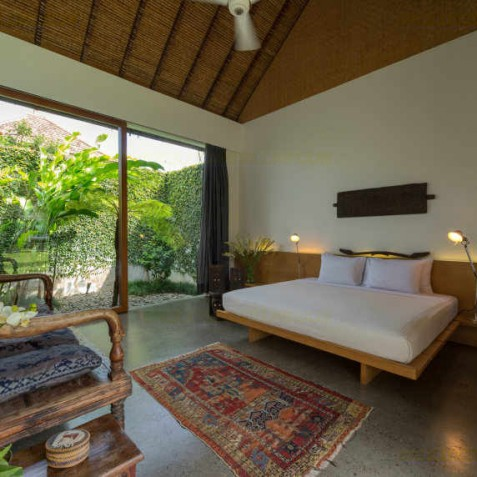 Villa Coco Groove Bali - Guest Bedroom Two - Seminyak, Bali