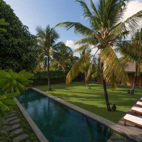 Villa Coco Groove Bali - Pool and Garden - Seminyak, Bali