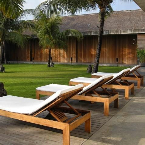 Villa Coco Groove Bali - Sun Loungers - Seminyak, Bali