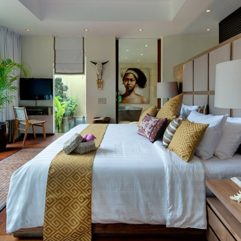 Villa Eshara I - Master Suite - Seminyak, Bali