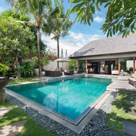 Villa Eshara I - Villa and Pool - Seminyak, Bali