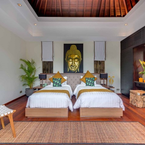 Villa Eshara II - Guest Suite Two - Seminyak, Bali