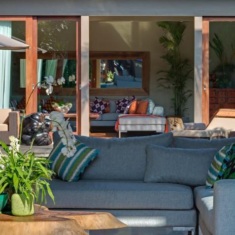 Villa Eshara II - Living Areas - Seminyak, Bali