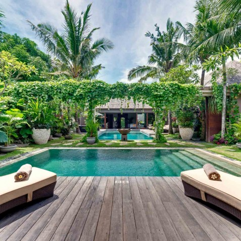 Villa Eshara II - View to Eshara I - Seminyak, Bali