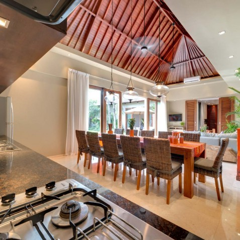 Villa Eshara III - Kitchen - Seminyak, Bali