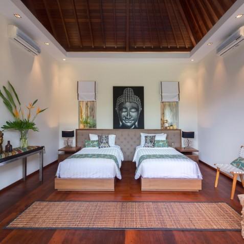 Villa Eshara III - Twin Bedroom - Seminyak, Bali