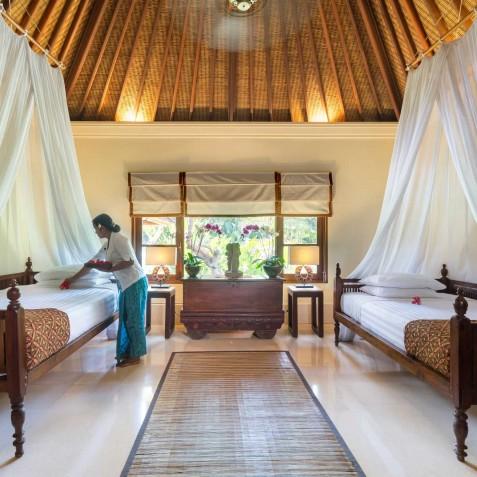 Villa Frangipani Bali - Twin Suite - Canggu, Bali