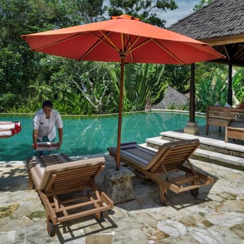 Villa Frangipani Bali - Poolside - Canggu, Bali