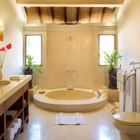 Villa Frangipani Bali - Twin Bathroom - Canggu, Bali