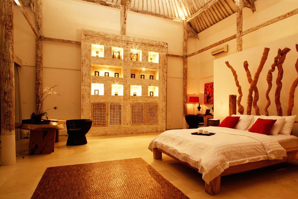 Villa Infinity, Canggu, Bali - Master Bedroom
