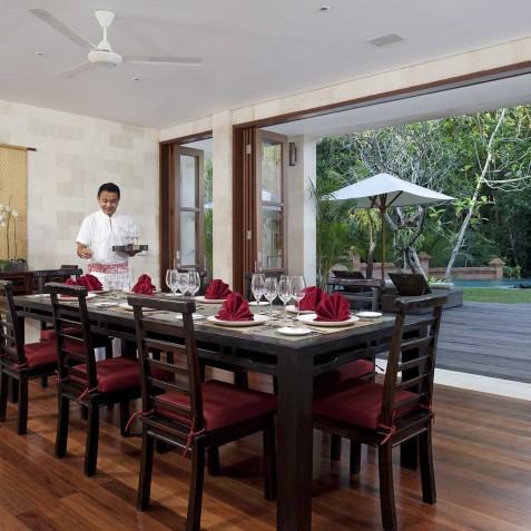 Villa Iskandar Bali - Seseh-Tanah Lot, Bali - Dining Room