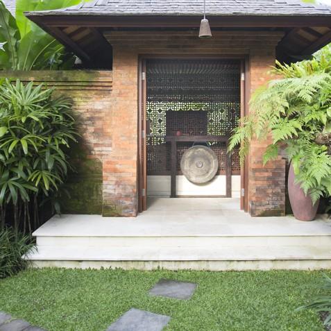 Villa Iskandar Bali - Seseh-Tanah Lot, Bali - Entrance