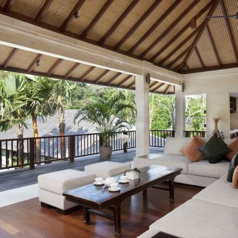 Villa Iskandar Bali - Seseh-Tanah Lot, Bali - Living Area