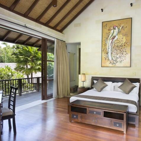 Villa Iskandar Bali - Seseh-Tanah Lot, Bali - Master Bedroom