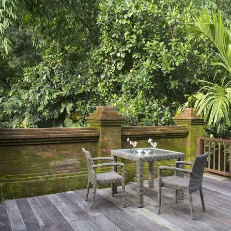 Villa Iskandar Bali - Seseh-Tanah Lot, Bali - Outdoor Seating