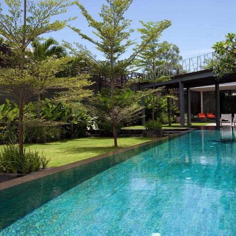 Villa Issi - Garden and Pool - Seminyak, Bali