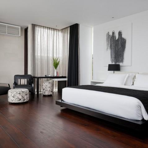 Villa Issi - Master Bedroom - Seminyak, Bali