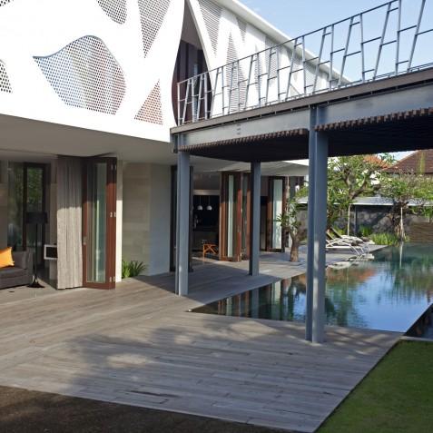 Villa Issi - Pool Area - Seminyak, Bali