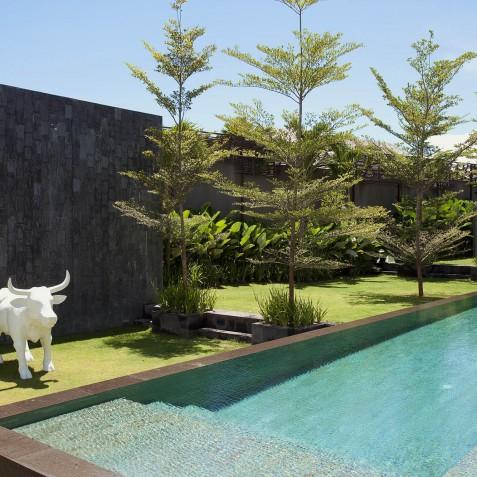Villa Issi - Pool and Garden - Seminyak, Bali