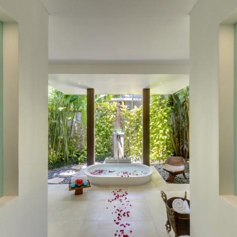 Villa Jagaditha Bali - Guest Suite One Bathroom - Canggu, Bali