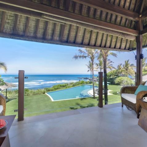 Villa Jagaditha Bali - Master Suite Terrace - Canggu, Bali