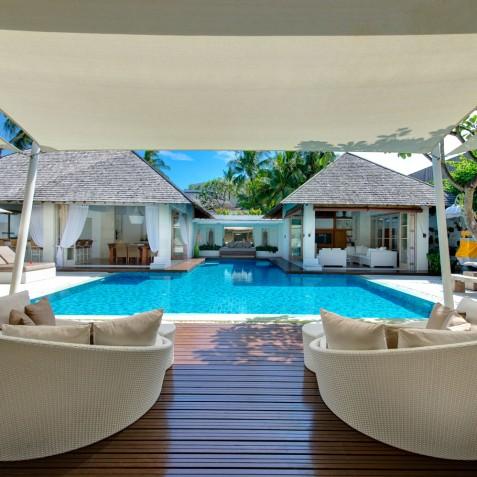 Villa Jajaliluna - Pool Decking - Seminyak, Bali