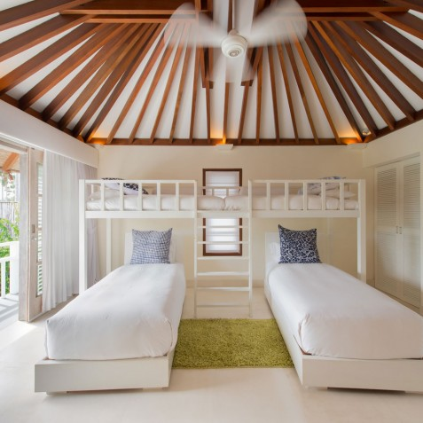 Villa Jajaliluna - Upstairs Children's Room - Seminyak, Bali