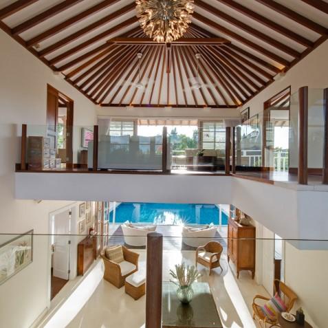 Villa Jajaliluna - Upstairs Landing - Seminyak, Bali