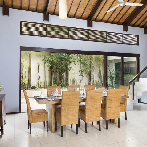 Villa Jemma - Dining Area - Seminyak, Bali