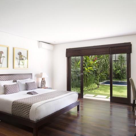 Villa Jemma - Guest Bedroom One - Seminyak, Bali