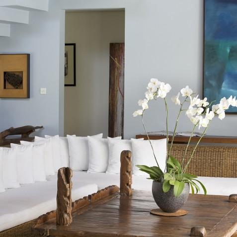 Villa Jemma - Living Area - Seminyak, Bali