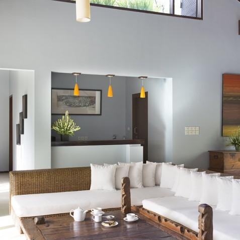 Villa Jemma - Living Area Interior - Seminyak, Bali