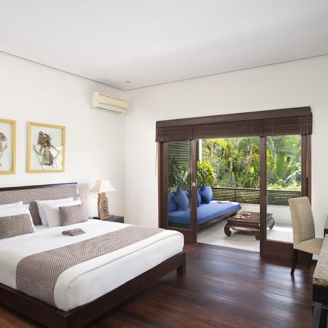 Villa Jemma - Master Bedroom - Seminyak, Bali