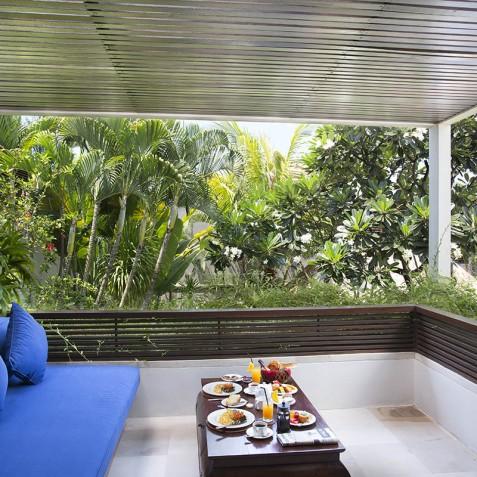 Villa Jemma - Master Bedroom Balcony - Seminyak, Bali