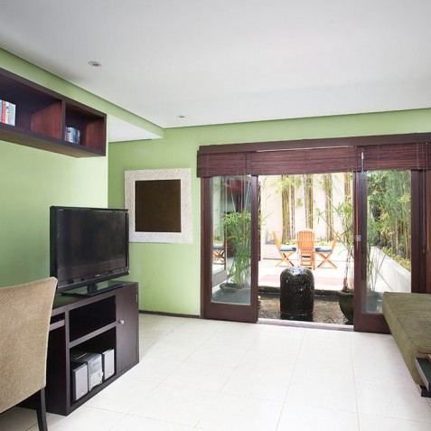 Villa Jemma - Media Room - Seminyak, Bali
