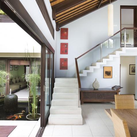 Villa Jemma - Open Plan Living - Seminyak, Bali