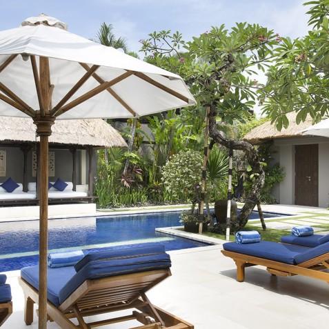 Villa Jemma - Pool Loungers - Seminyak, Bali
